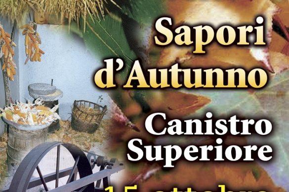 Festa dei Sapori d'Autunno -Canistro Superiore - L'Aquila - Feste d'Autunno in Abruzzo