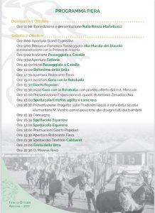 Fiera di Ottobre Arischia - L'Aquila - Eventi per famiglie in Abruzzo