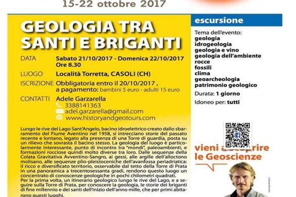 Geologia tra Santi e Briganti-Chieti