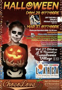 Halloween-Centro Commerciale-L'Arca-Spoltore