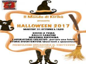 Halloween-Il Mondo di Kirikù-Pineto