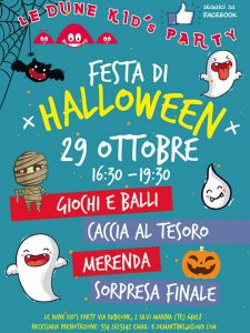 Halloween-Le dune for Kids-Silvi Marina-Teramo