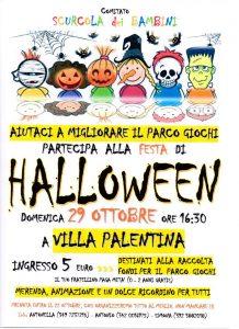 Halloween-Villa Palentina-Scurcola Marsicana
