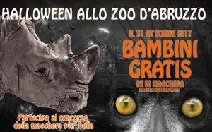 Halloween-Zoo d'Abruzzo-Rocca San Giovanni-Chieti