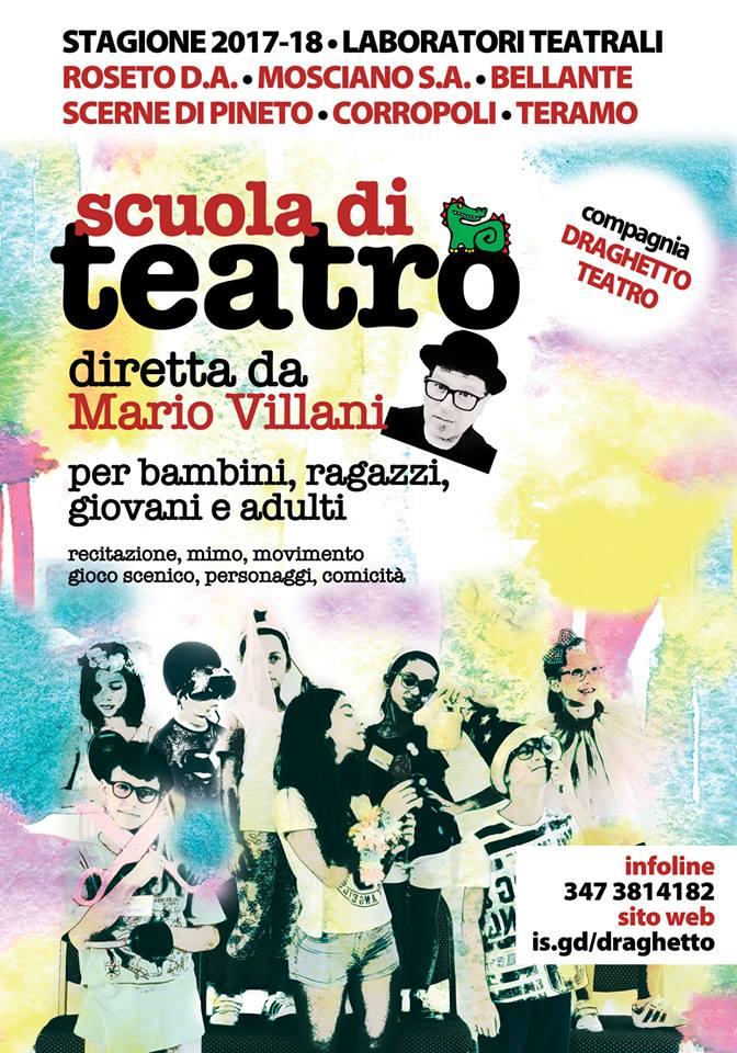 Il Draghetto Scuola di Teatro - Mario Villani
