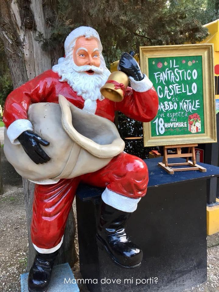 Il Fantastico Castello di Babbo Natale-Lunghezza-Roma