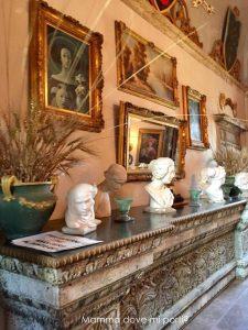 Interno Castello di Lunghezza - Il Fantistico Mondo del Fantastico-Roma-