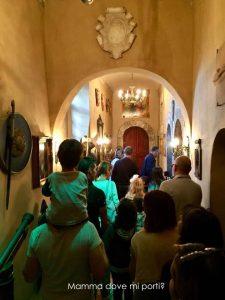 Interno Castello di Lunghezza-Il Fantistico Mondo del Fantastico Roma