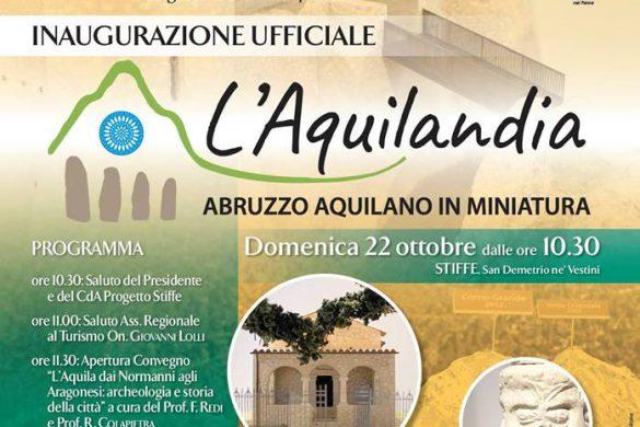 L'Aquilandia-Grotte di Stiffe-L'Aquila