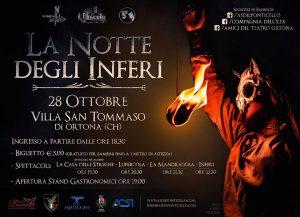 La Notte degli Inferi-Villa San Tommaso-Chieti