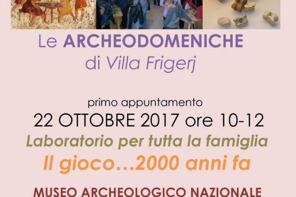 Le Archeodomeniche-Villa Frigerj-Chieti
