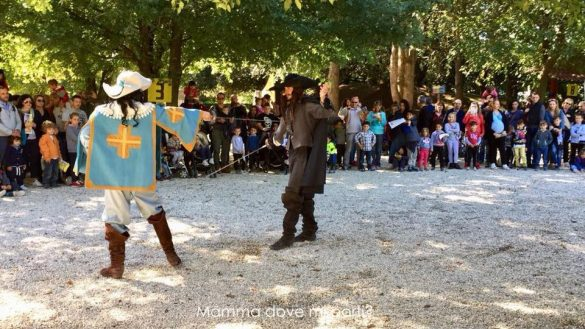 Moschettieri - Il Fantistico Mondo del Fantastico-Castello di Lunghezza-Roma