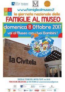 Museo Archeologico Nazionale La Civitella - Chieti - F@mu Famiglie al Museo