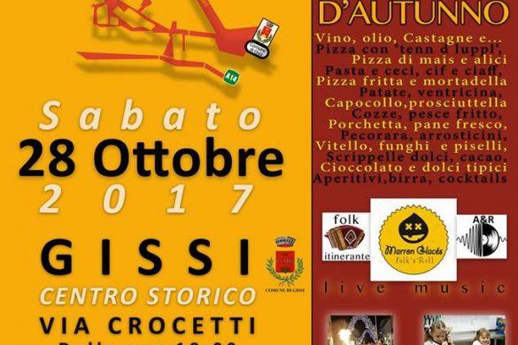 Street Food d'Autunno-Gissi-L'Aquila