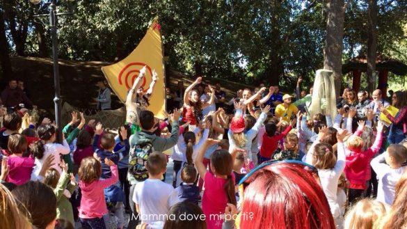 Vaiana e Maui - Il Fantistico Mondo del Fantastico-Castello di Lunghezza-Roma