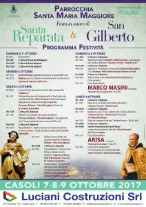 Feste_Santa Reparata 2017 - Casoli - Chieti - Eventi per famiglie in Abruzzo