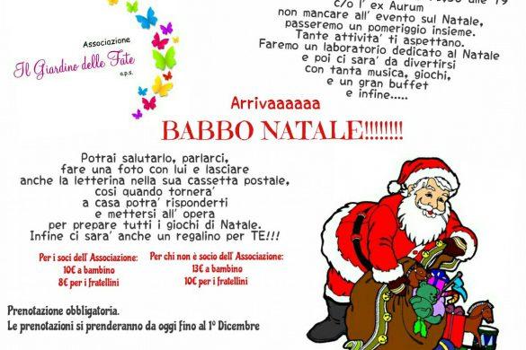 Arriva-Babbo-Natale-Il-Giardino-delle-Fate-Pescara