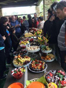 Buffet di Frutta Villa Vertonica - Città Sant'Angelo Pescara
