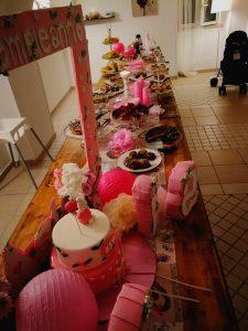 Buffet di dolci Villa Vertonica - Città Sant'Angelo Pescara