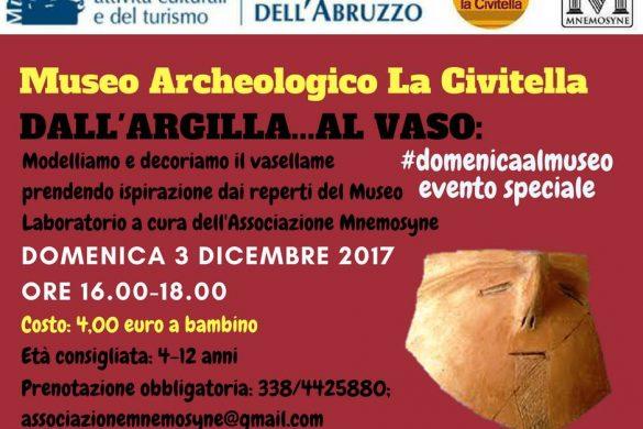 Domenica-al-Museo-Museo-Archeologico-Civitella-Chieti