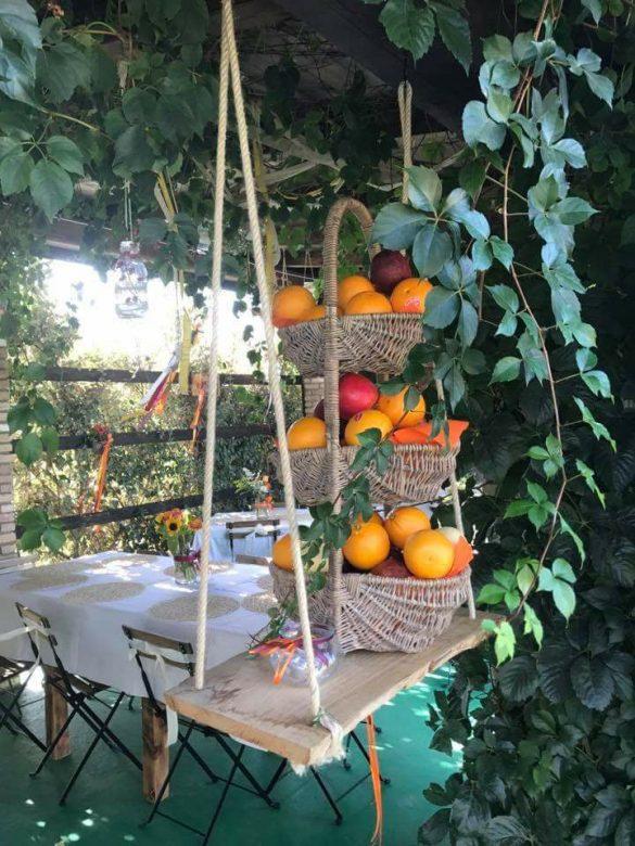 Villa Vertonica a Città Sant'Angelo per festeggiare compleanni, cerimonie ed eventi