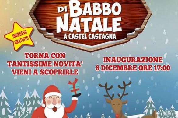 La-Casa-di-Babbo-Natale-Castel-Castagna-Teramo
