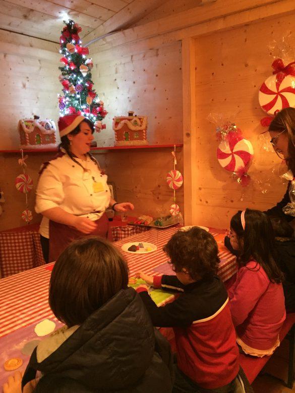La Casa di Babbo Natale a Castel Castagna dall'8 dicembre al 6 gennaio 2018
