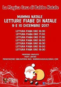 Letture-Fiabe-di-Natale-La-Magica-Casa-di-Babbo-Natale-L-Aquila