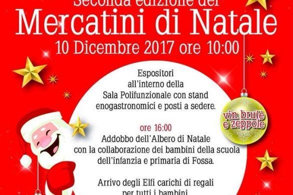Mercatini-di-Natale-Fossa-L-Aquila
