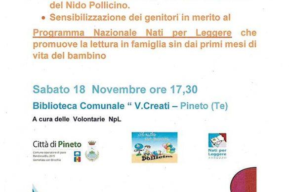 Eventi per famiglie in Abruzzo weekend 17 – 19 novembre 2017
