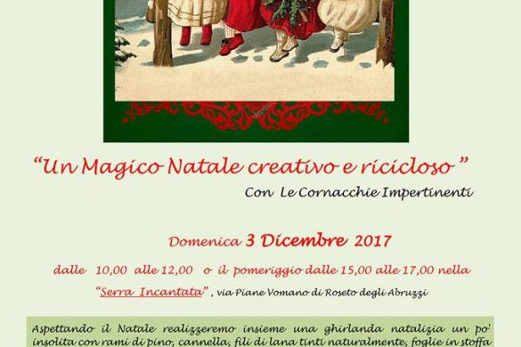 Un-Natale-creativo-e-ricicloso-Cornacchie-Impertinenti-Roseto-degli-Abruzzi