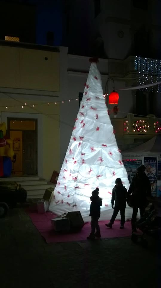 Villaggio di Babbo Natale a Castel Frentano il 16 e 17 dicembre