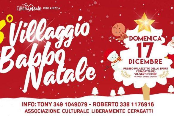 Villaggio-di-Babbo-Natale-Cepagatti-Pescara