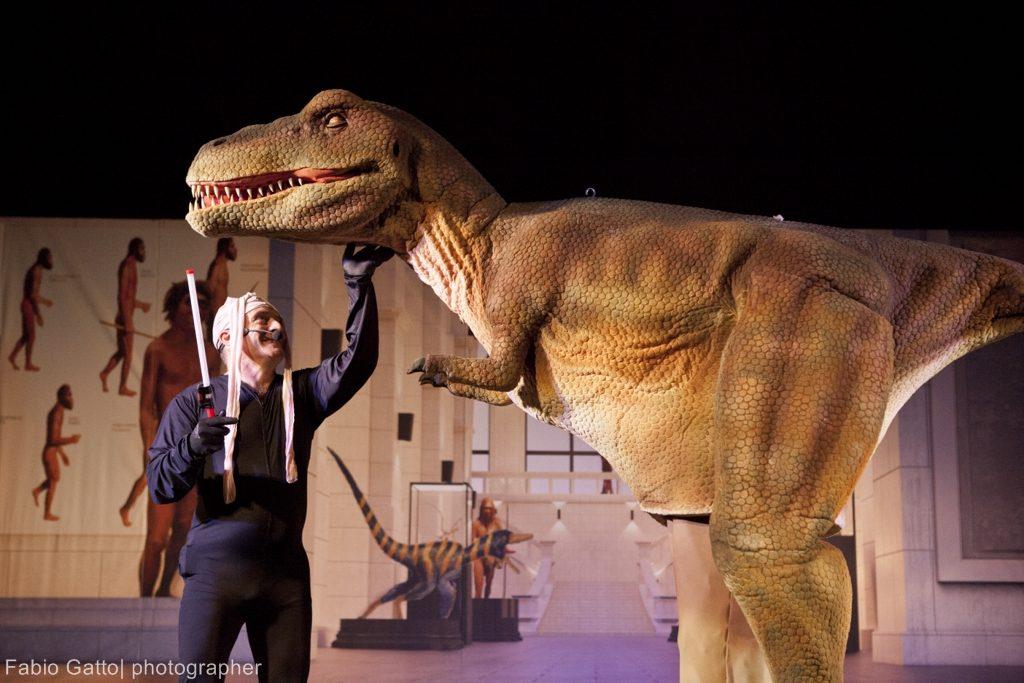 Dinosaur Show L'Aquila