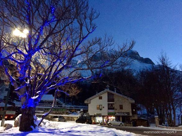 Montagna con bambini in Abruzzo: Caccia al Tesoro sulla neve a Prati di Tivo