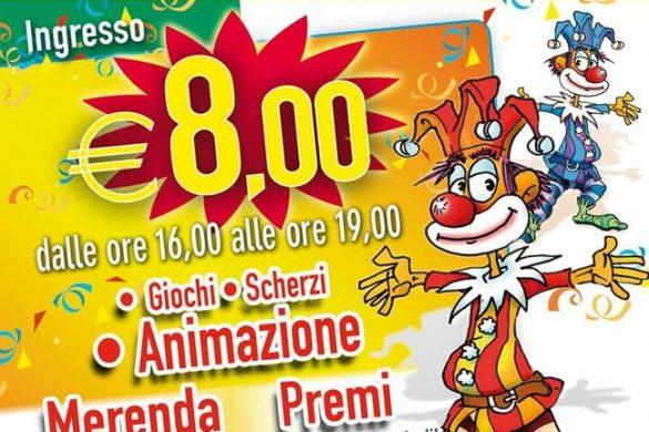 Carnevale-Bimbi-Kidland-Viking-Pescara