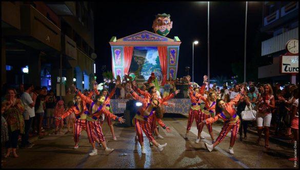 Carnevale d'Abruzzo 63^ edizione a Francavilla al mare
