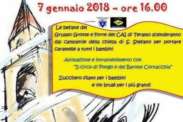 La-Befanella-Pizzoli-L-Aquila