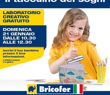 Laboratorio-per-bambini-Bricofer-Teramo