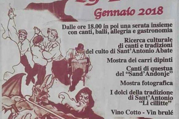 Lu-Sand-Andonje-Cermignano-Teramo