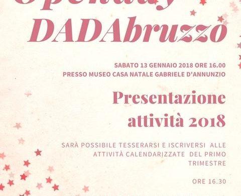 Open-Day-Dada-Abruzzo-Museo-Casa-Natale-D-Annunzio-Pescara