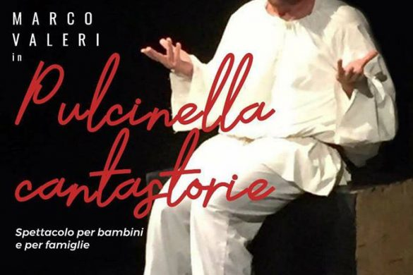 Pulcinella-Cantastorie-TeatroDei99-L-Aquila