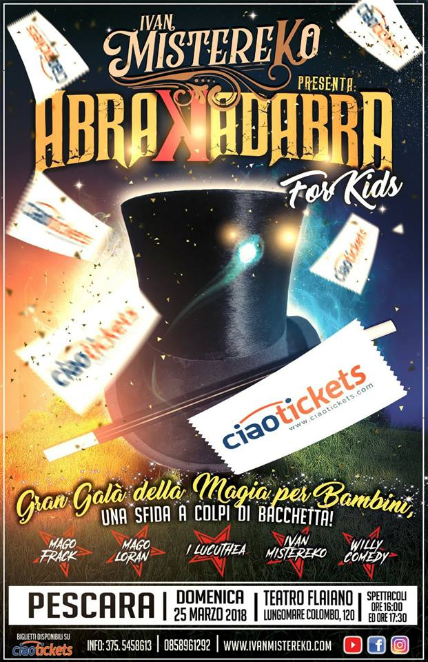 Abrakadabra-for-Kids-Ivan-Mistereko-Pescara