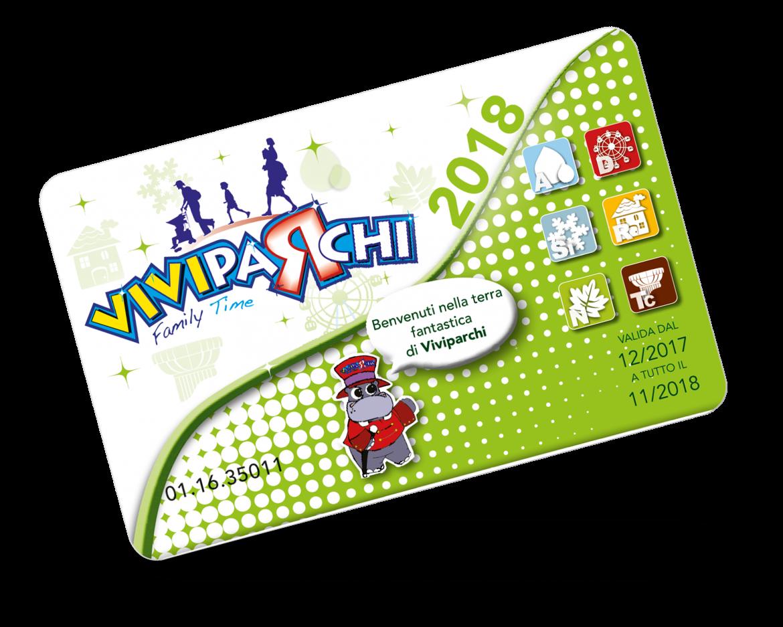 Card Viviparchi 2018