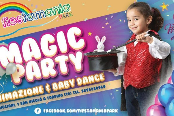 Magic-Party-Fiestamania-Park-Teramo