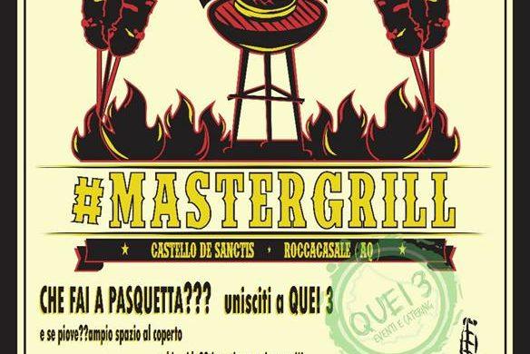 Mastergrill-Castello-De-Sanctis-Roccacasale-AQ