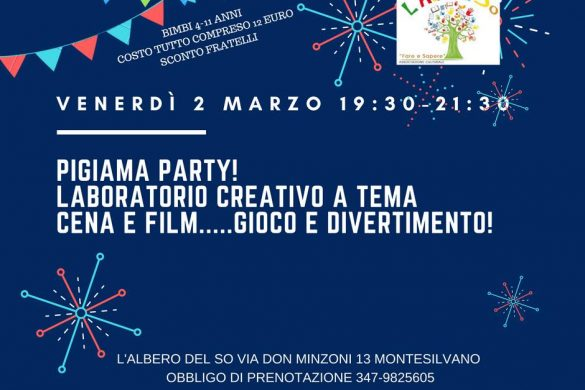 Pigiama-Party-L-Albero-del-So-Montesilvano-PE