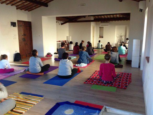 Alessandra Zancocchia Insegnante Integral Yoga a Teramo