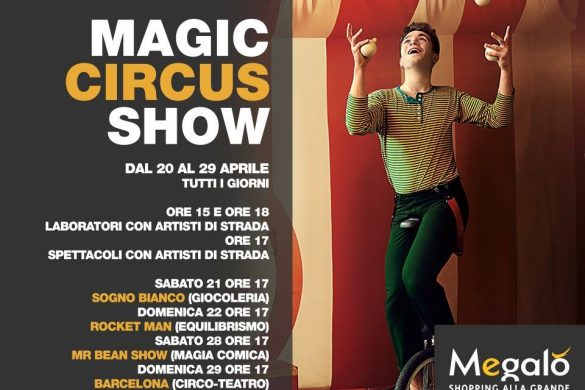 Magic-Circus-CC-Megalò-Chieti