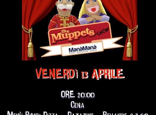 Muppets-Show-La-Rosa-Blu-L-Aquila